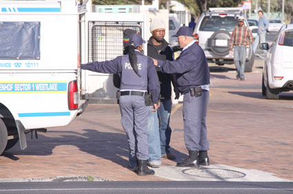 southafrica-police